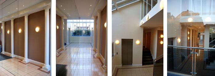 flats communal refurbishment