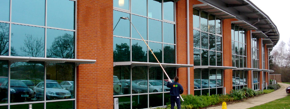 Professional Window Cleaning